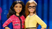 In this election season, meet President and Vice President Barbie