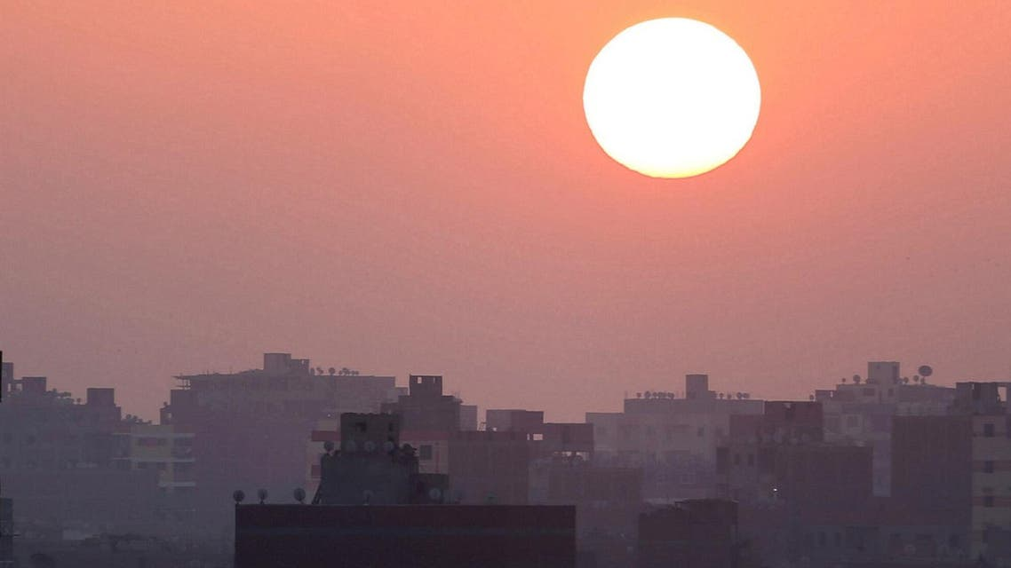 The sun rises in Cairo, Egypt, July 4, 2016. REUTERS/Mohamed Abd El Ghany