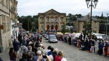 Funeral held for slain UK lawmaker Jo Cox