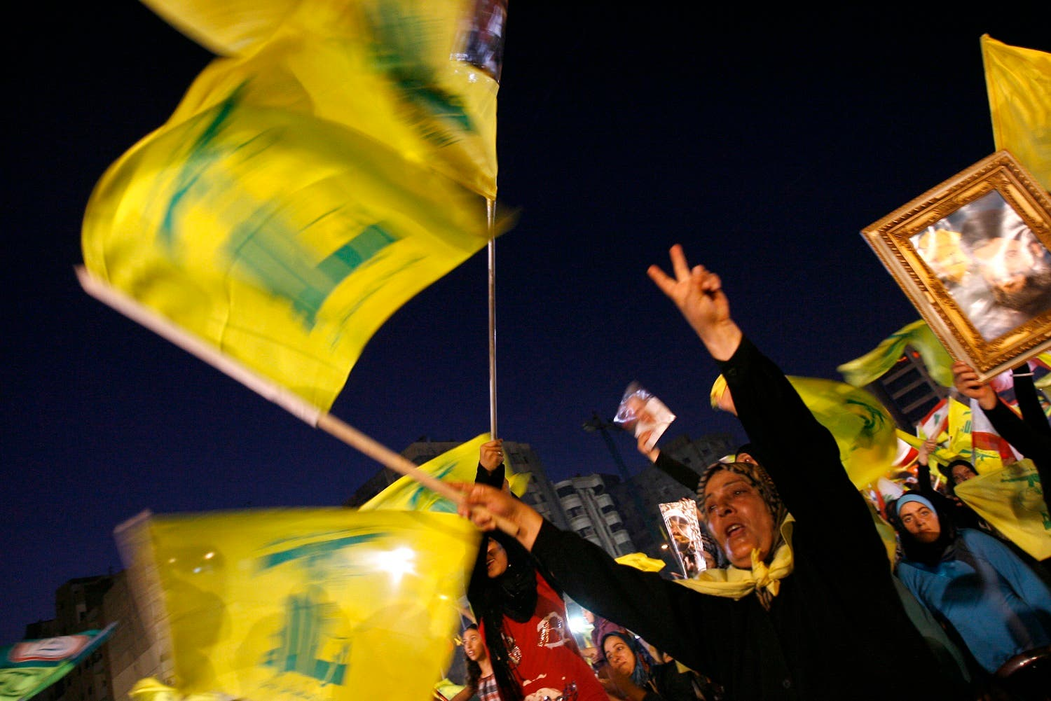 Analysts highlighted how the war sealed Hezbollah's dominance as a political-military force in the county at the expense of the nation at large. (File photo: Reuters)