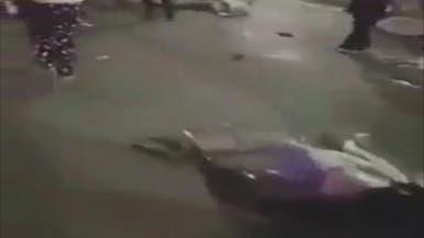 """فيديو.. سيدة عربية تصرخ بين جثث نيس: """"وين بنتي؟"""""""