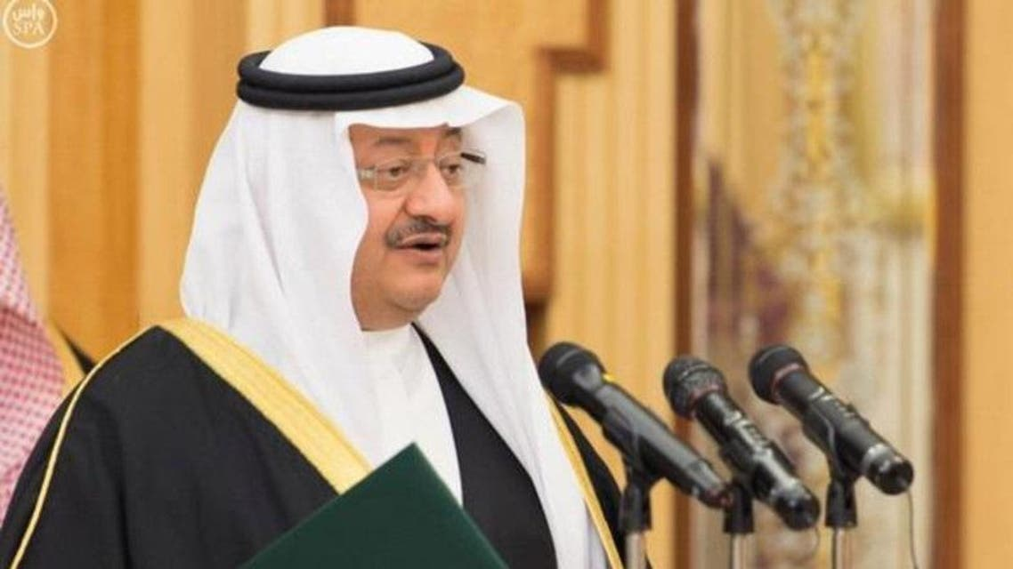 Prince Abdullah bin Faisal bin Turki is the new ambassador to Washington. (Photo: SPA)