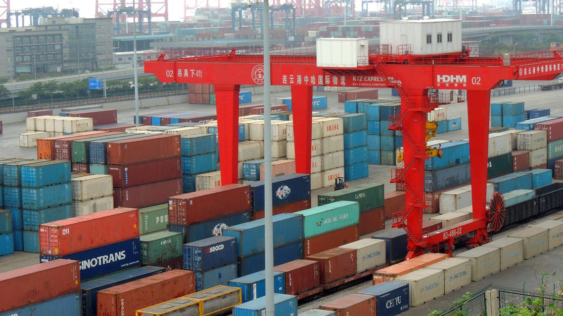 China's economy grew 6.9 percent in 2015 and officials have targeted a range of 6.5-7.0 percent this year. (AP)