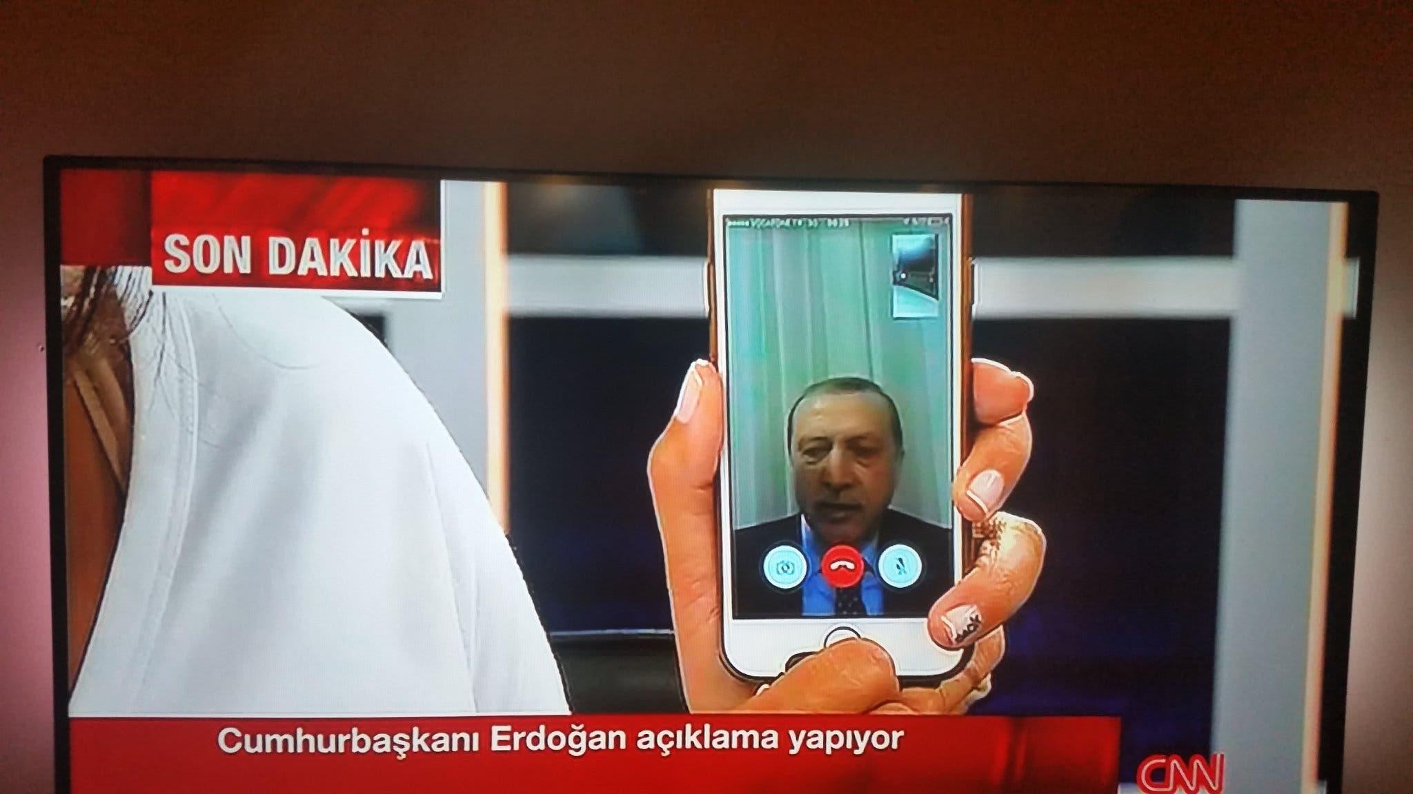 erdogan social media skype