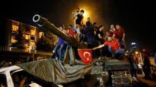 ترک حکومت کا فوجی بغاوت ناکام بنانے کا دعویٰ