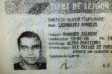 داعش کا حملہ آور فوجی تیونسی نژاد فرانسیسی شہری تھا۔