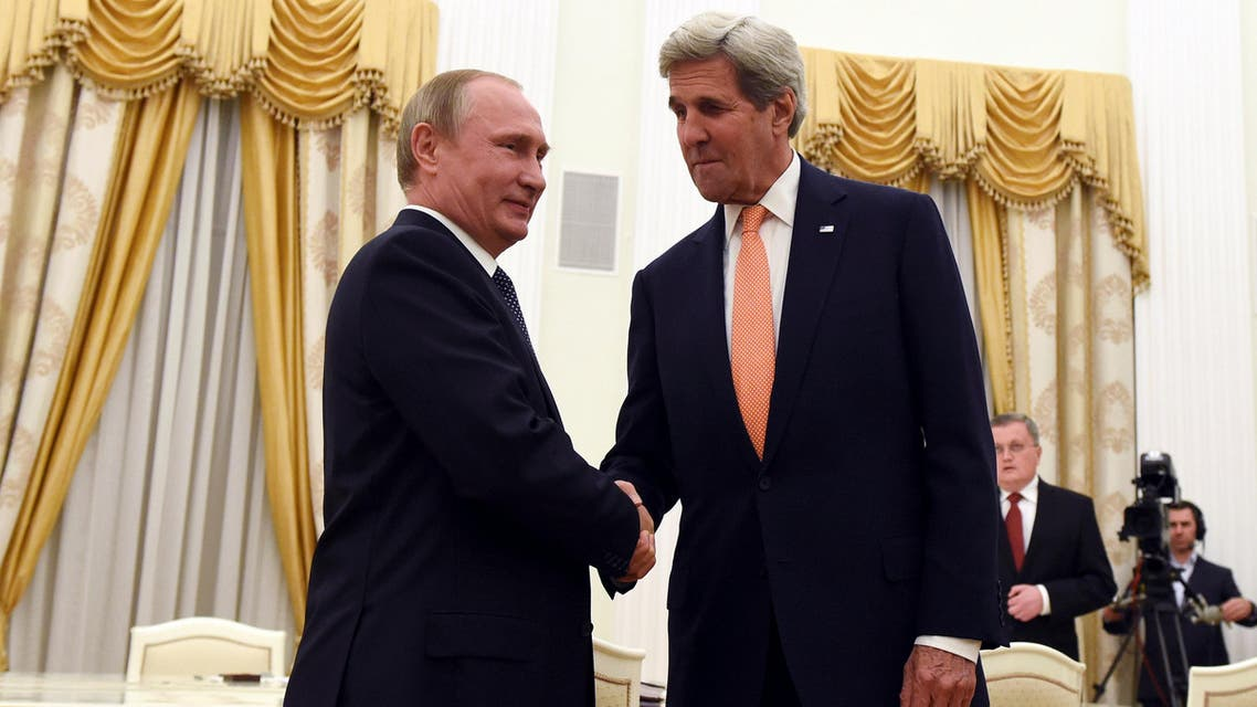 A leaked document revealed Washington was set to offer Moscow closer military cooperation against militants. (Reuters)
