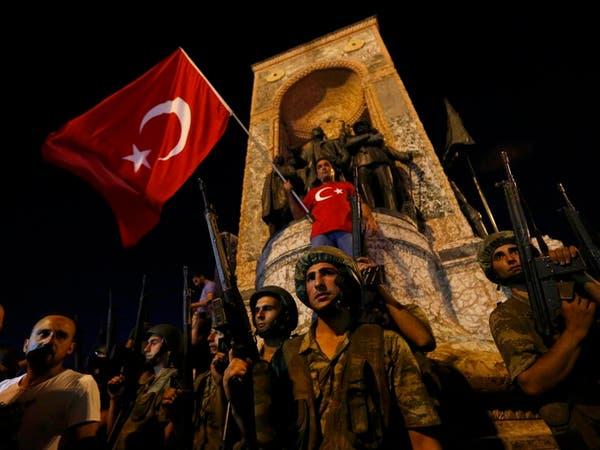 ارتفاع قتلى انقلاب تركيا إلى أكثر من 290