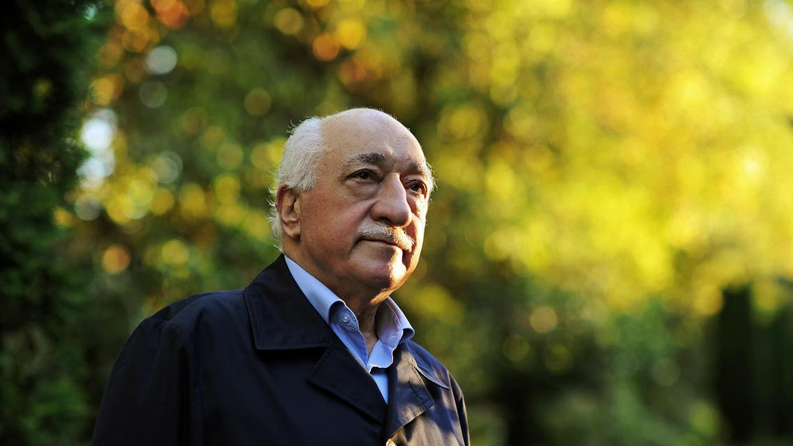 In this Sept. 24, 2013 file photo, Turkish Islamic preacher Fethullah Gulen is pictured at his residence in Saylorsburg, Pa. (AP)