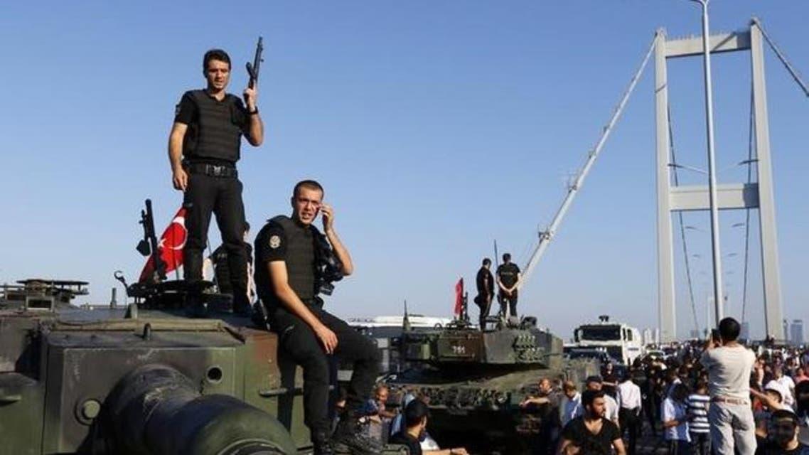 تركيا الشرطة التركية