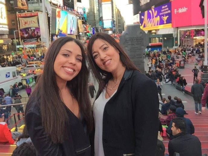 مغربية خسرت طفلها وشقيقتها في هجوم نيس