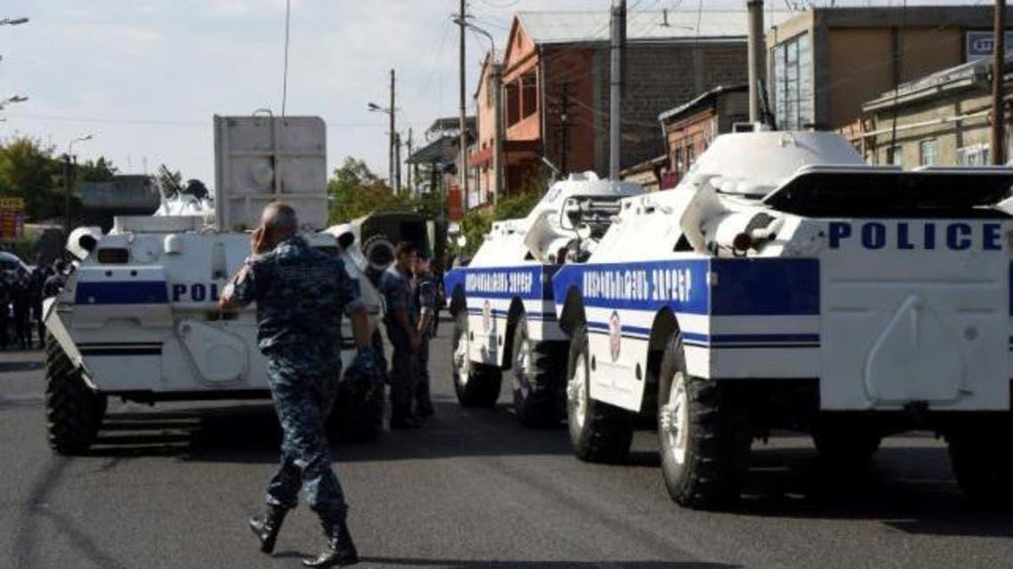 Armenia Unrest
