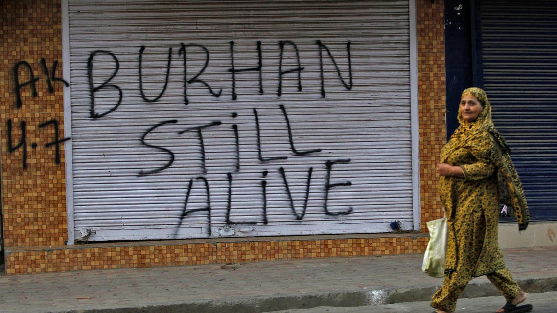 Deadly unrest in Kashmir