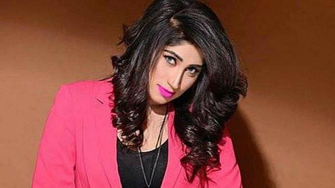 Qandeel Baloch shot to fame in Pakistan in 2014 after a video of her pouting at the camera and asking 'How em looking?' went viral. (via Qandeel's Instragram)