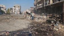 بشار کی فوج کا حلب کے مشرقی حصوں کا مکمل محاصرہ