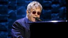 Pop legend Elton John announces final tour