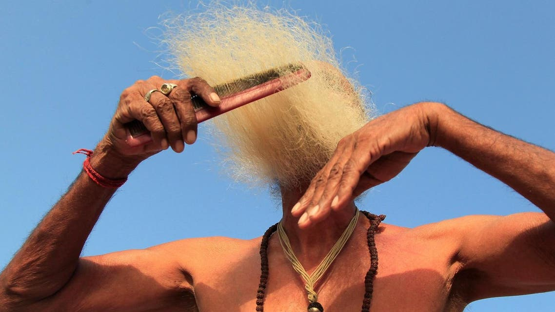 india beard reuters
