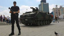 ترکی : ناکام فوجی بغاوت سے تعلق کے الزام میں 8777 افسر اور اہلکار معطل