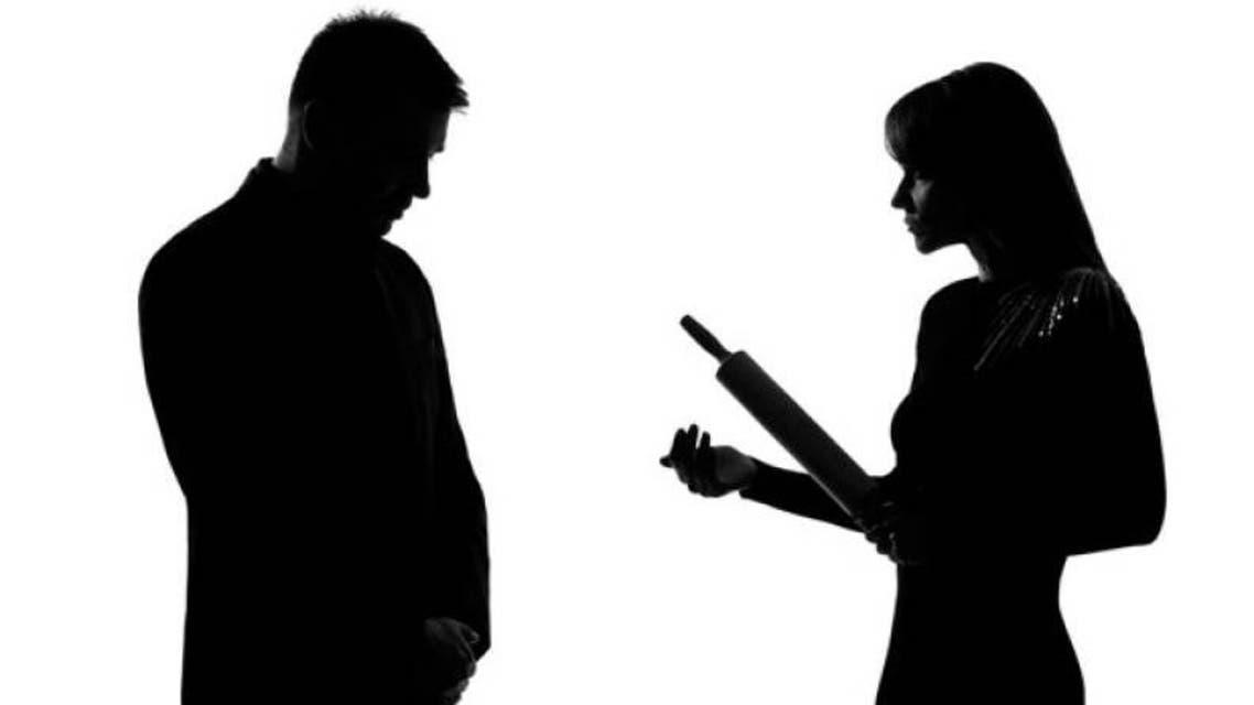 طلاق زواج عنف أسري