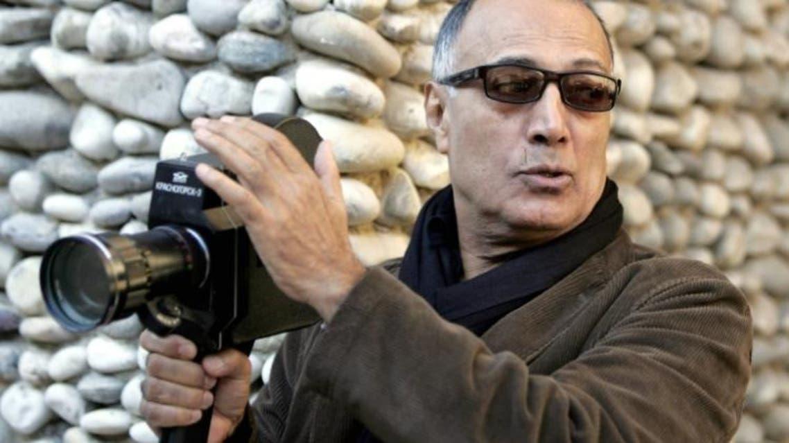المخرج الإيراني الشهير عباس كياروستامي