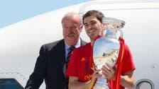 ديل بوسكي: الفوز بكأس أوروبا كان مستحيلاً على الإسبان