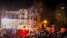 تہران:سعودی سفارت خانے پر حملے کے مشتبہ ملزمان عدالت میں پیش