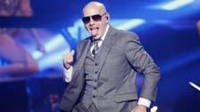Rapper Pitbull says he thinks Trump's campaign is a 'joke'