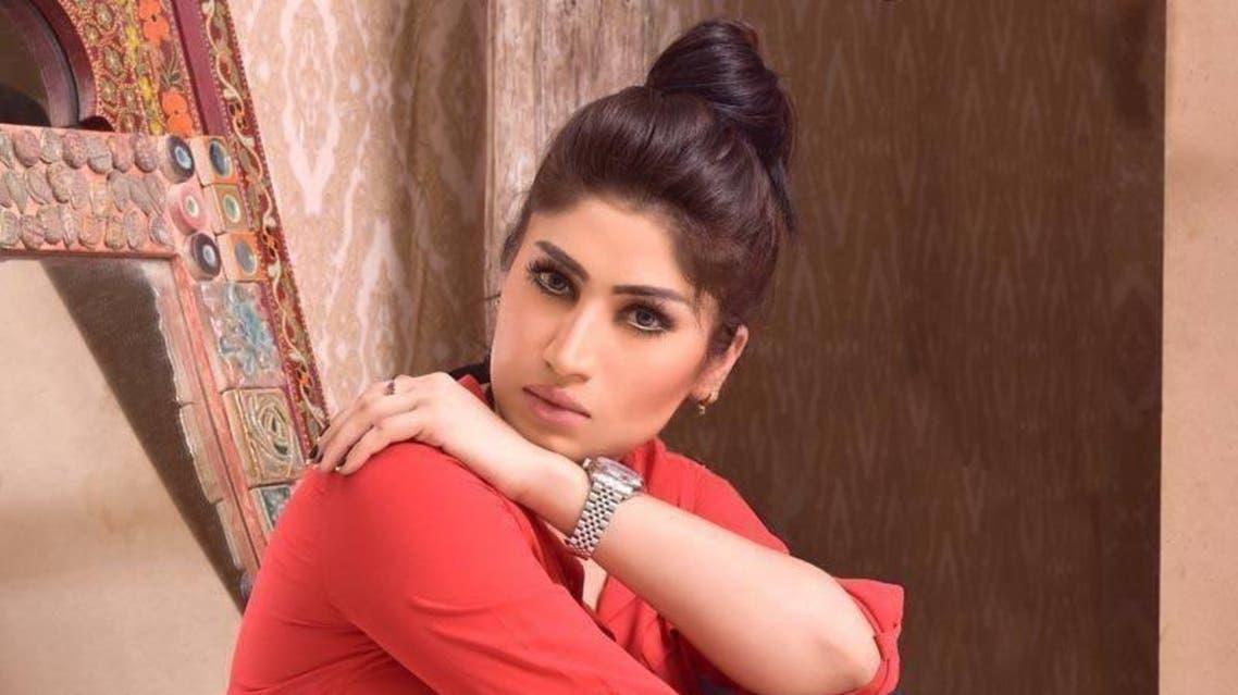 qandeel baloch (via Facebook)