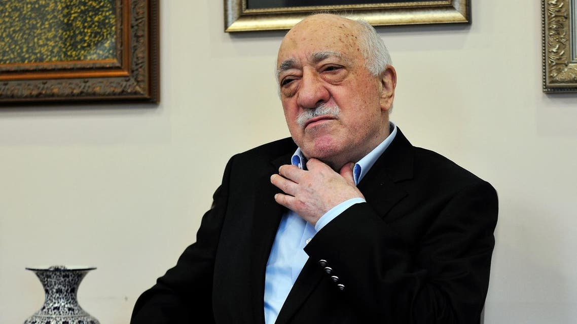 Islamic cleric Fethullah Gulen speaks to members of the media at his compound (File Photo: AP)