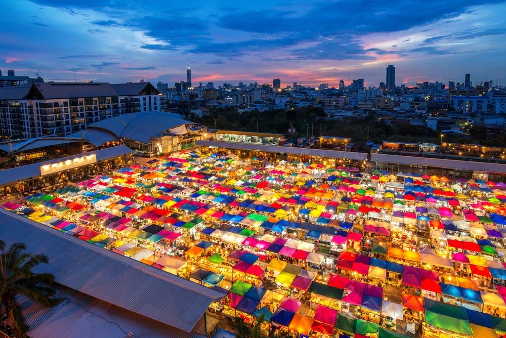 bangkok shutterstock