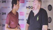 Al Arabiya interviews Game of Thrones' Hodor after DJ stint in Morocco