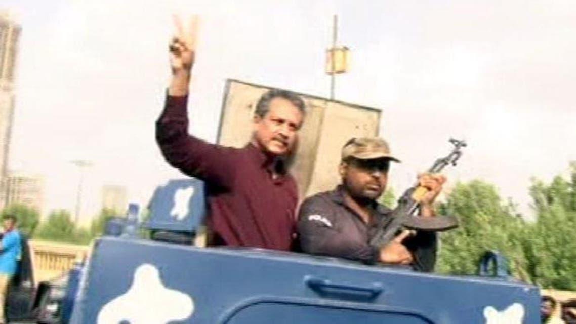 MQM Waseem Akhtar