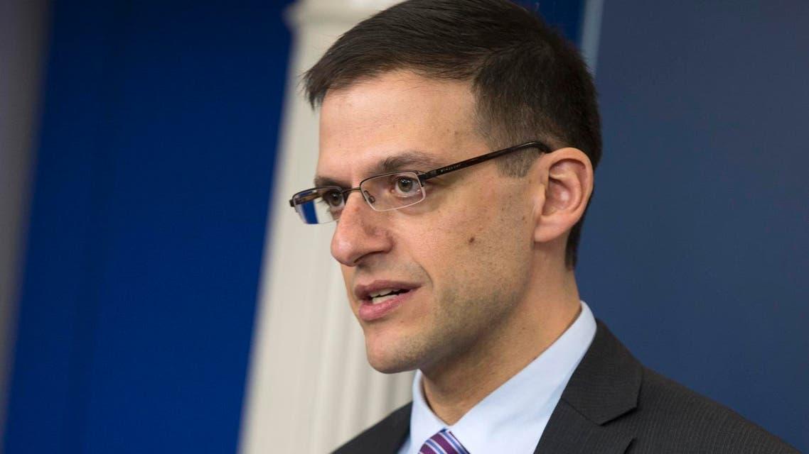 Treasury Undersecretary for Terrorism and Financial Intelligence Adam Szubin (File Photo: AP)