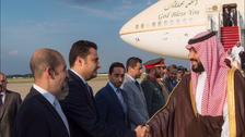 Saudi Deputy Crown Prince arrives in US for anti-ISIS talks
