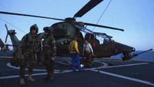 Three French soldiers killed in Libya