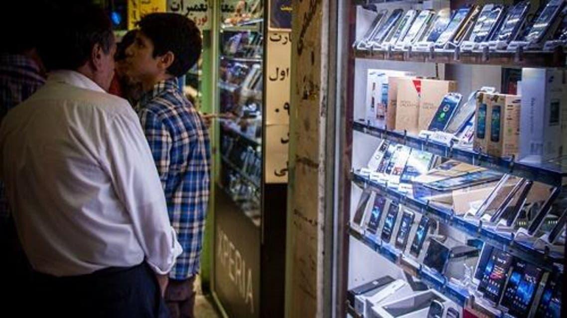 بازار گوشی در تهران