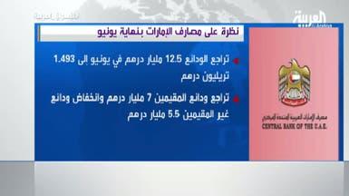 نمو القروض إلى الودائع لـ103% في بنوك الإمارات