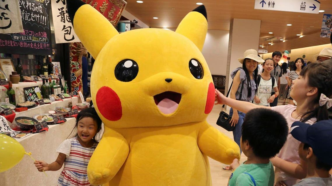 """Japanese fans are eagerly awaiting the launch of """"Pokemon Go"""" in the character's country of birth. (File photo: AP)"""