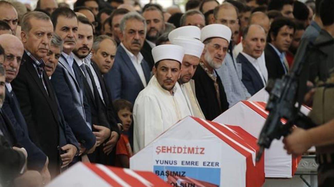 نماز میت ترکیه
