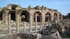 Sponsors pull out after Turkish dig team finds ancient Greek brothel