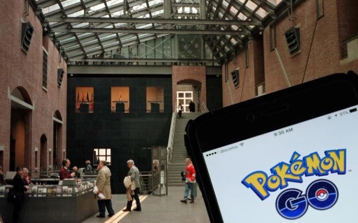 Pokemon GO was banned from the Holocaust museum because it was deemed disrespectful. (Photo courtesy: The Telegraph)