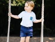 صور جديدة للأمير جورج في عيد ميلاده الثالث