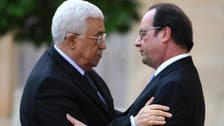 France tells Mahmoud Abbas of concern at Mideast situation