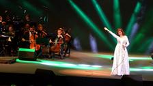 """ماجدة الرومي تغني الحب والوطن في """"إهدنيات"""""""