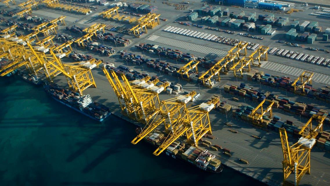 Jebel Ali Port (File AP)