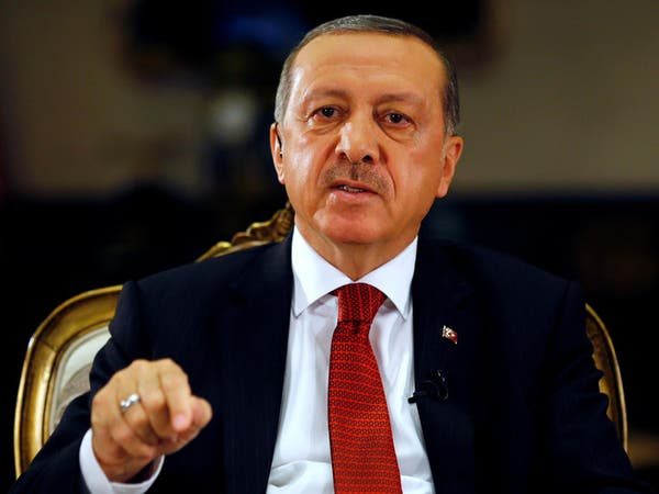 أردوغان: انتحاري غازي عنتاب عمره بين 12 و14 عاماً