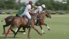 Polo match starring Prince William unites Britain and Saudi Arabia