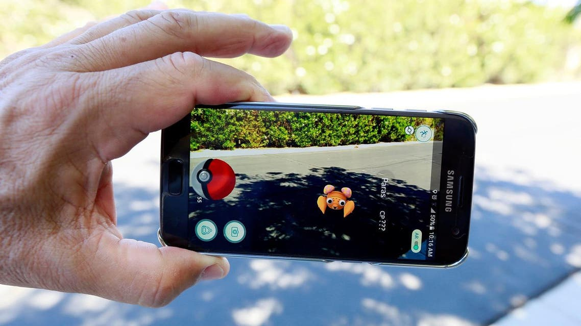 pokemon go being played world wide. Reuters