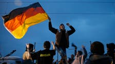 German military training Syrians for civilian roles