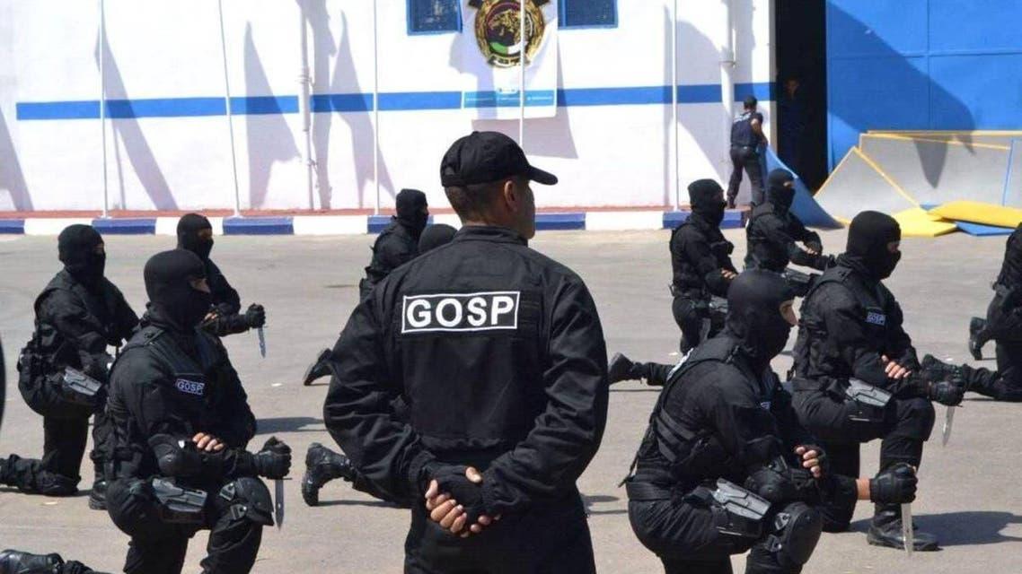 القوات الخاصة الجزائرية